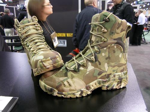 Magnum MultiCam Boots