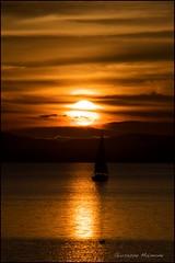 (Giusmai) Tags: del lago tramonto vela perugia umbria trasimeno pontile passignano