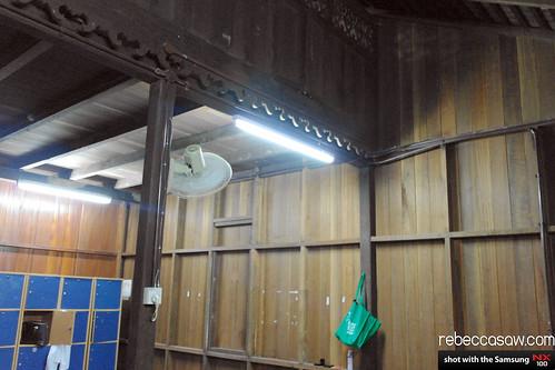 Iban longhouse, sarawak cultural village-9