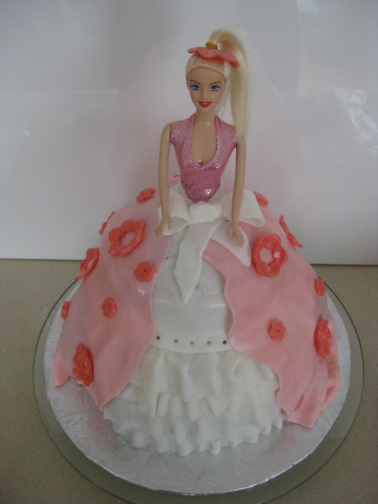 The World S Best Photos Of Barbiecake And Fondant Flickr Hive Mind