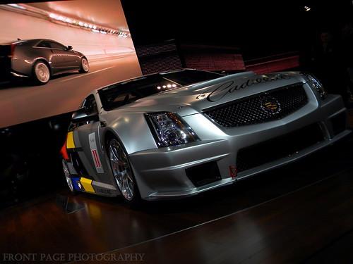 NAIAS 2011, Cadillac CTS-V