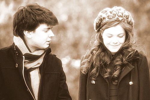 georgie henley 2011. Keynes and Georgie Henley