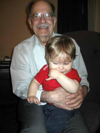 Grandpa and KFP