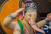 Morya...Ganpati Bappa agman sohla..2016 (megamoments.sk) Tags: smile dimple ganpati mumbai festival india