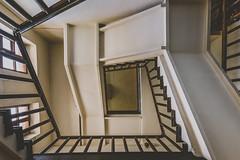 Stairs | Kaunas #271/365 (A. Aleksandraviius) Tags: kaunas lietuva architecture stairs up detail lithuania europe nikoneurope nikon 1424mm 1424 nikkor 365one dayphoto daypicture 365days d810 nikond810 365 project365 oneaday photoaday pictureaday 271365 3652016