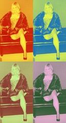 Andy Warhol Would Be  Proud VIII (Christina Saint March) Tags: saintmarche saintmarch saint saintmarchejewelry saintmarcheblueheart saintmarchechristinastmarche saintmarchecollection christinasaintmarche christinastmarche christinasaintmarchelondon christinasaintmarcheparis christinasaintmarchefurriers christinasaintmarchecorsets christina marche zurich christinasaintmarchejewelry stmarche