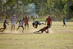 Still Our Country (Still Our Country) Tags: aboriginal yolngu arnhem indigenous aussie rules football afl australian