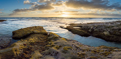 La Jolla, California (mikev1) Tags: sandiego lajolla sunset landscape panorama