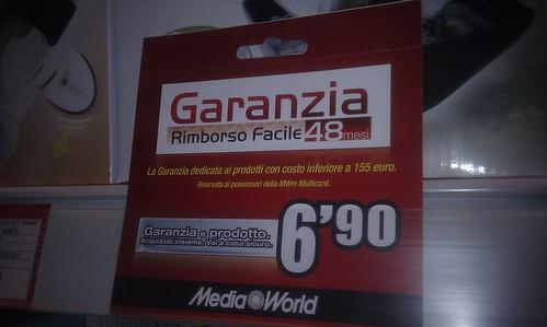 mediaworld protezione acquisti