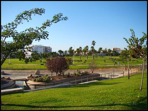 Parque Central Vélez-Málaga