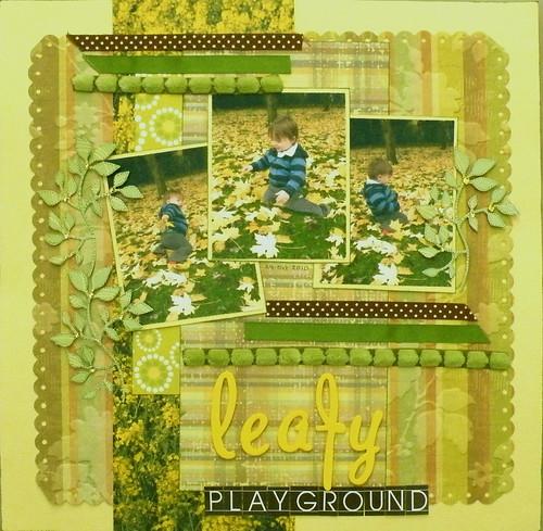 Leafy Playground