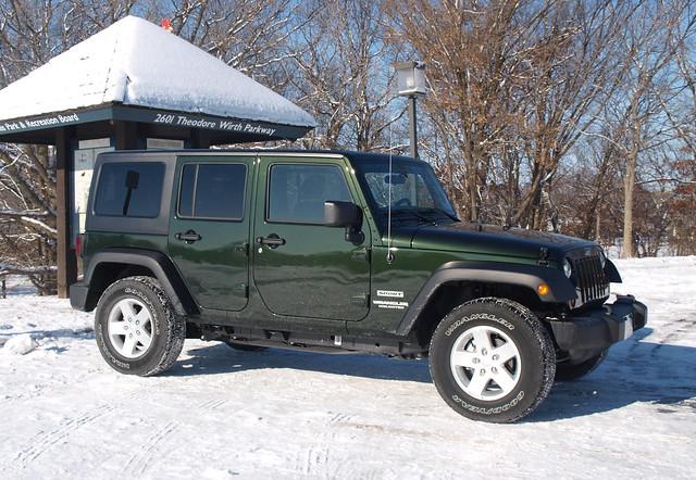 2011 Jeep Wrangler 2