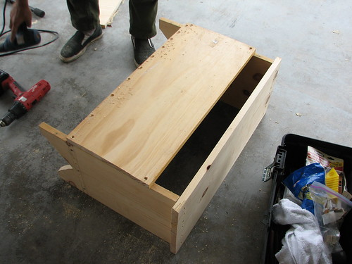 building bench displays for atomic
