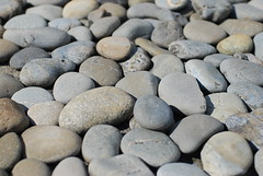 A stone (amirjina) Tags: cold japan stone river temple earth smooth pebble vis okkervil numazu february08 riverwashed