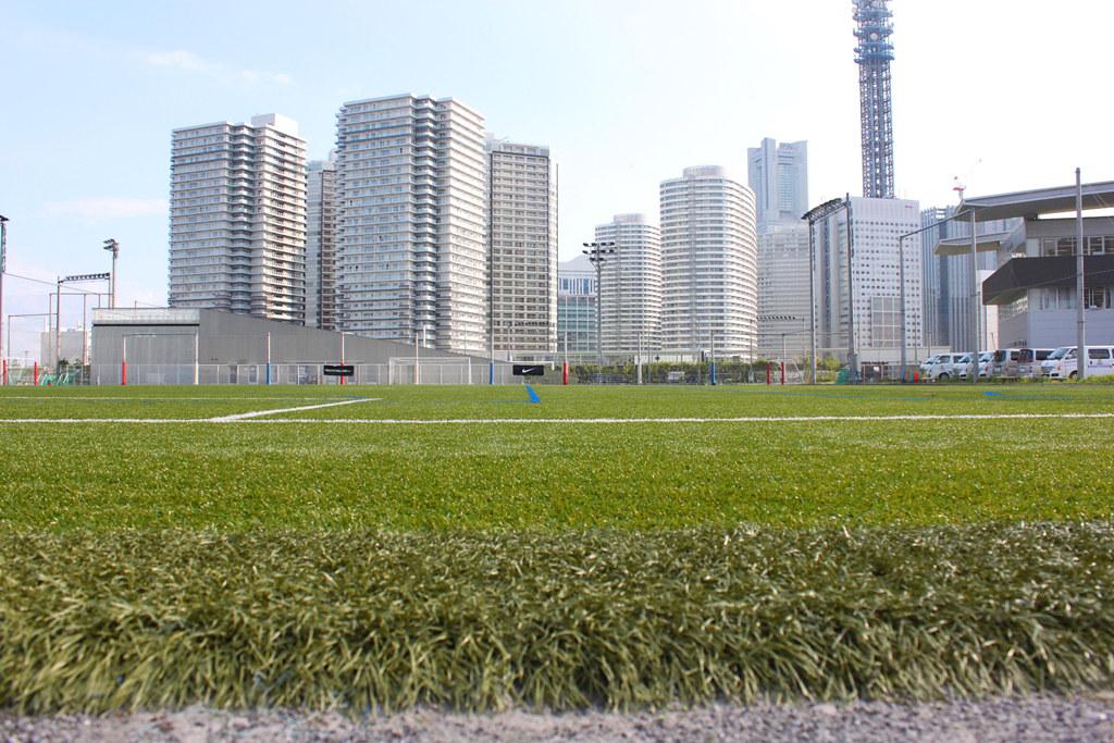 Yokohama Minato Mirai 21 Walking Guide (11)