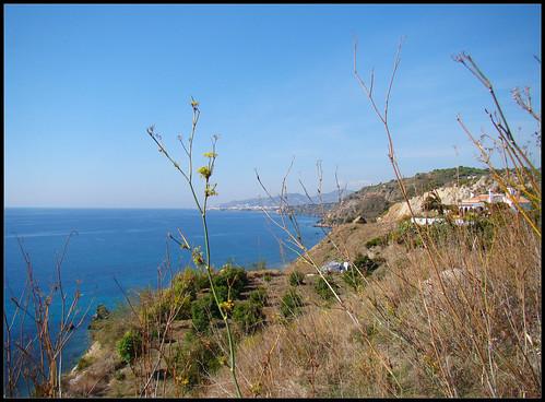 Acantilado de Maro