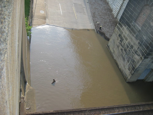 Wash Ave Flooded june 2008.JPG