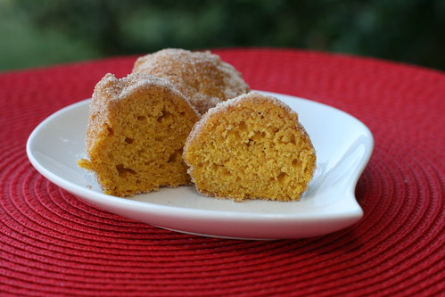 Pumpkin Doughnut Muffins - Everyday Food