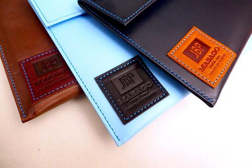 Masago × JBP Leather Tool Bags