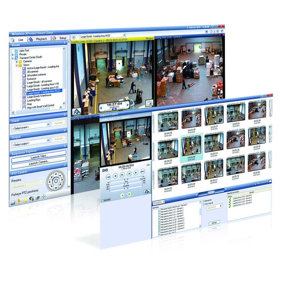 XProtect Professional version 7.0 video management from Milestone Systems