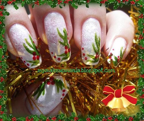 Christmas Nail Design