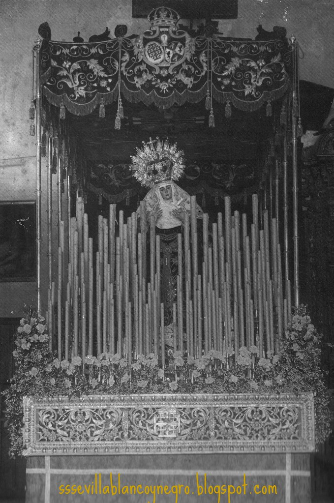 Nuestra Señora del Subterráneo 1923-1936