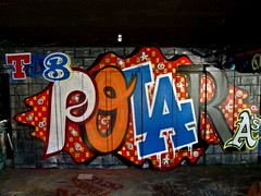 Polar (Fupa_Chalupa) Tags: graffiti los angeles polar ae tdb