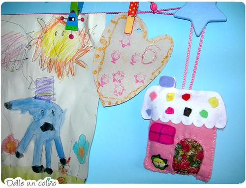 costura de niños