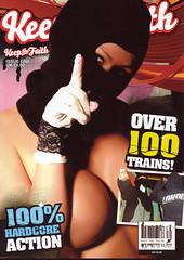 Keep The Faith issue 1 (erokism) Tags: streetart london magazine newcastle graffiti aerosol mira coma keepthefaith