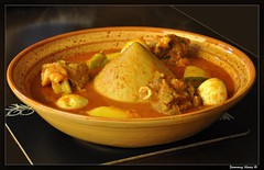 Bazeen (Sammy Naas) Tags: food nice meat eggs yume tradinonal libyan   botato  libyanfood    bazeen       bazzen