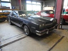 1985 Oldsmobile Toronado Caliente (Skitmeister) Tags: auto usa car vintage germany deutschland retro oldtimer pkw emmerich carspot skitmeister rdclassics