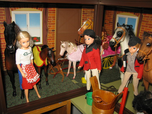 Sindy Country Manor House