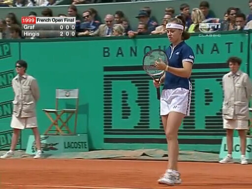 Martina Hingis by tennis buzz