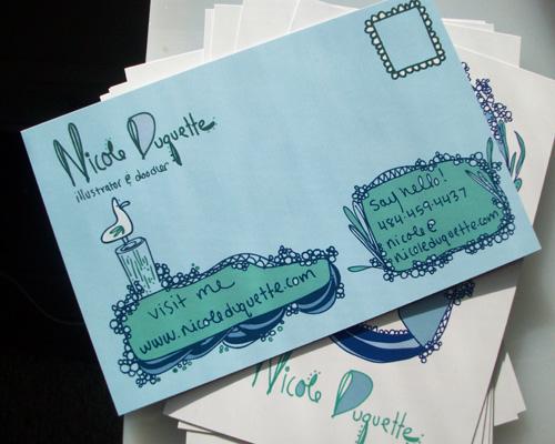 postcard >> back