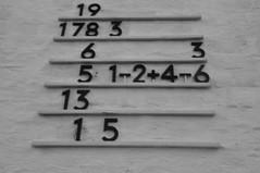 Ancient Sudoku (Javier Pimentel) Tags: travel winter snow tourism germany deutschland europa europe alemania lbeck lubeck northerneurope thomasmann europadelnorte thomasmanncity