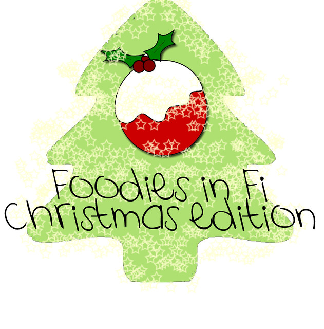 "Logo ""Foodies in Fi - Christmas Edition"""