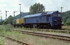 V200.10  Horb  07.07.03 (w. + h. brutzer) Tags: train germany deutschland eisenbahn railway zug trains locomotive peg lokomotive diesellok horb eisenbahnen dieselloks