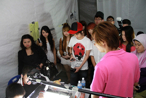 Bloggers went behind-the-scene of N.E.mation! 5
