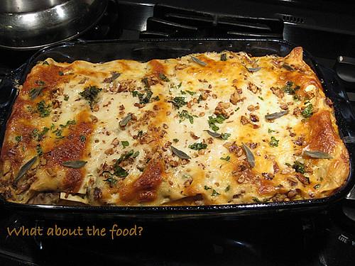 butternut-lasagne