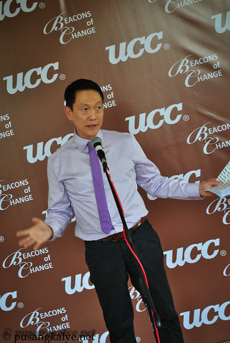 Francis Kong-motivational speaker