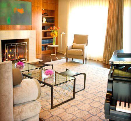 Jamie Herzlinger - Living Room