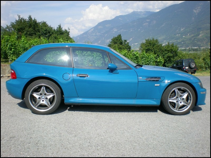 2001 M Coupe Laguna Seca Blue Laguna Seca Blue Black Coupe Cartelcoupe Cartel