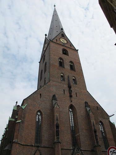 St. Peter's Cathedral - Hamburg, Germany