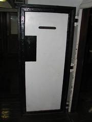 Door between ward room and officers' quarters on the USS Olympia (FranMoff) Tags: door boat ship navy olympia cruiser uss c6 ca15 protectedcruiser cl15 ix40
