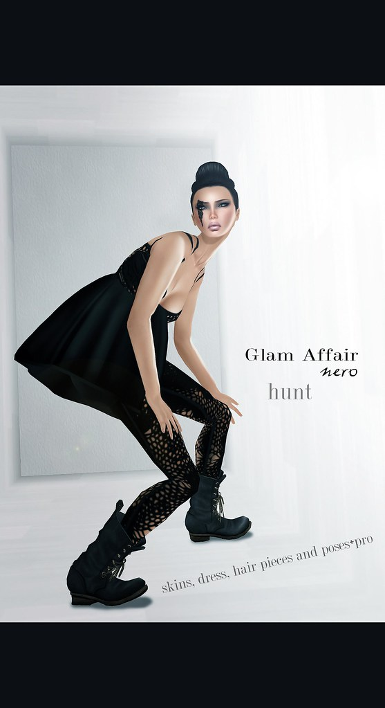 -Glam Affair - Nero Hunt