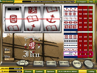 Admiral's Inn slot game online review