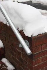 Handrail Winter