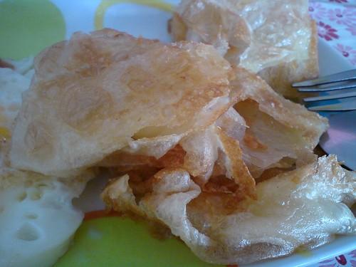 早餐吃羅低(lodi) 泰式蛋餅DSC01706