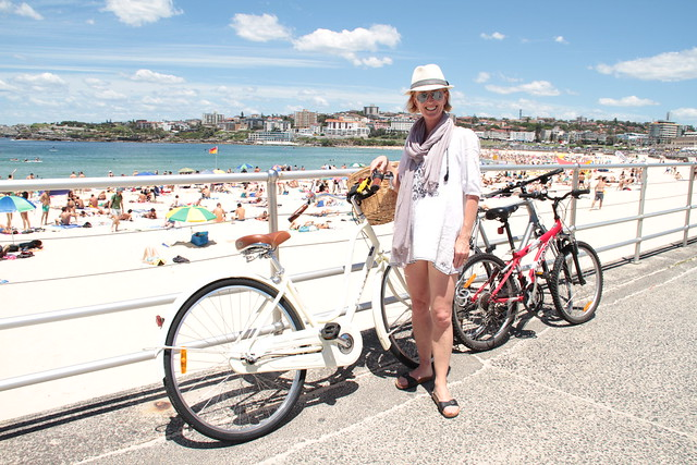 Jane in Bondi