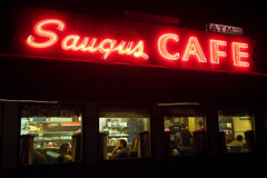 The Original Saugus Cafe (avilon_music) Tags: california nightphotography signs night vintage restaurant losangeles cafe neon restaurants diner landmark olympus historic signage nightshots neonsign nightscene southerncalifornia greasyspoon diners cafes neonsigns santaclarita oldsigns saugus vintagesigns 1887 vintageneon hwy126 sauguscafe roadsidecafe nightneon olympuse510 markpeacockphotography avilonmusic theoriginalsauguscafe